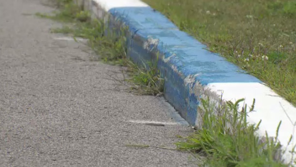 A botched paint job in Laval, Que. is costing the city $1 million.