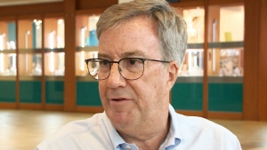 Ottawa Mayor Jim Watson came out as gay in a published column over the weekend.