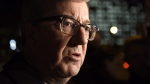 Jim Watson frustrated with LRT delays.