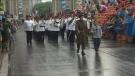 Warrior's Day Parade
