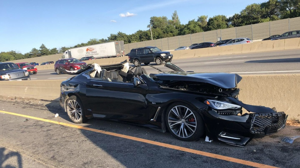 OPP identify victim of alleged impaired driving crash on Highway 401
