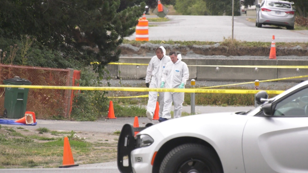 Saanich residents make grisly discovery of man's body