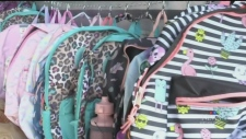 The second annual Backpack Buddies of Sudbury Drive is seeking donations