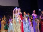 Alyssa Boston of Tecumseh is crowned Miss Universe Canada in Toronto on Saturday, Aug. 17, 2019. (Melanie Borrelli / CTV Windsor)