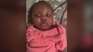 2-month-old baby found dead in a field