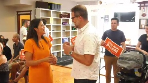 The New Democratic Party announced former journalist Chu Anh Pham will be its candidate for the Montreal riding of Honore-Mercier in October's federal election on Sun., Aug. 18, 2019.
