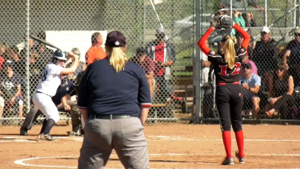 calgary, fastpitch, softball, olympics, tournament