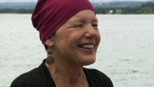 Maritime cancer patient continues to fundraise