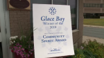 Glace Bay is one of four communities in the province to be presented with this year's lieutenant governor's Community Spirit Award.