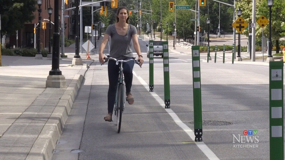 Following up on bike lane projects in K-W