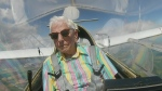 Final wish granted for a 92-year-old man