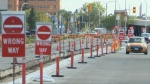 Two new road closures in effect
