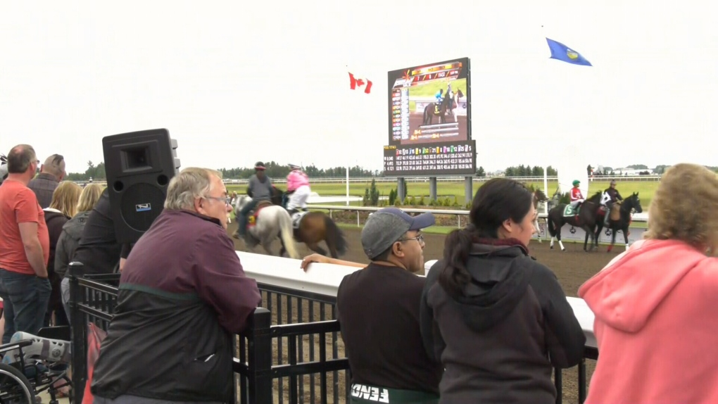Century Mile Park welcomes 90th Canadian Derby