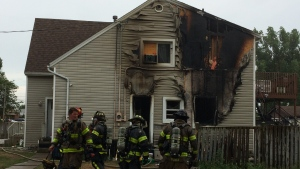 East-Windsor Fire