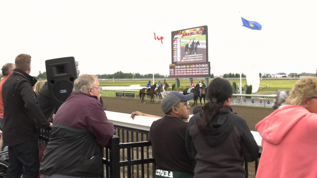 'Explode' crowned champion at 90th Canadian Derby
