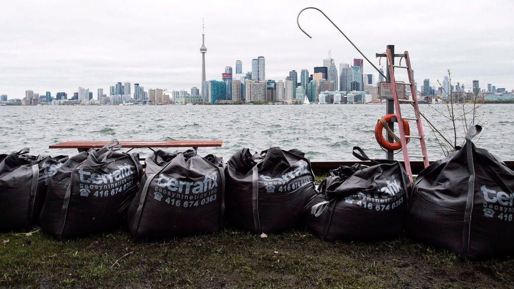 Nearly $30M committed by officials to protect Toronto's shoreline against flooding