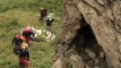 Two people missing in Poland's deepest cave