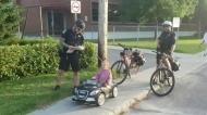Trending: St. Jerome police ticket child