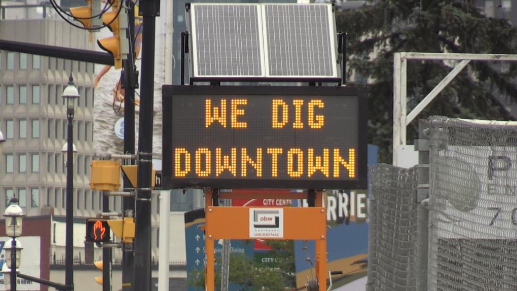 Dunlop St. Construction