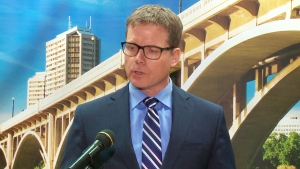 Saskatoon City Manager Jeff Jorgenson
