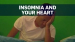 Insomnia tied to higher risk of heart disease and