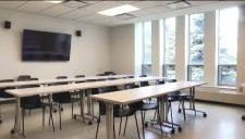 Classroom at Laurentian University