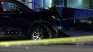 Witnesses describe dramatic Vancouver carjacking