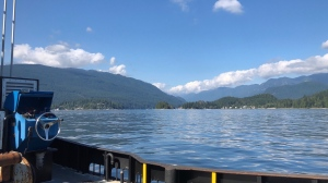 This sunny afternoon in Indian Arm was captured by Liam Lumsden and shown on CTV News on Monday, Aug. 19, 2019.