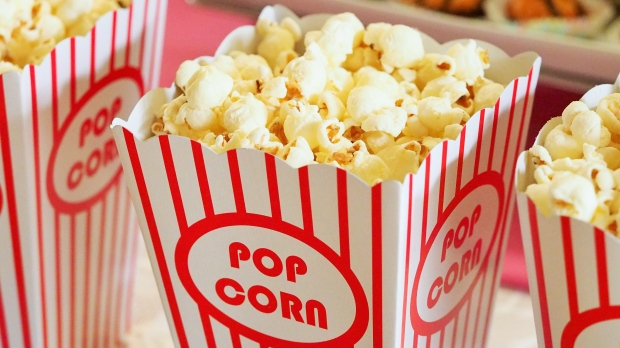 Movie theatre popcorn seen in this generic file photo. (Pixabay / Pexels)