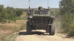 Military training in Meaford