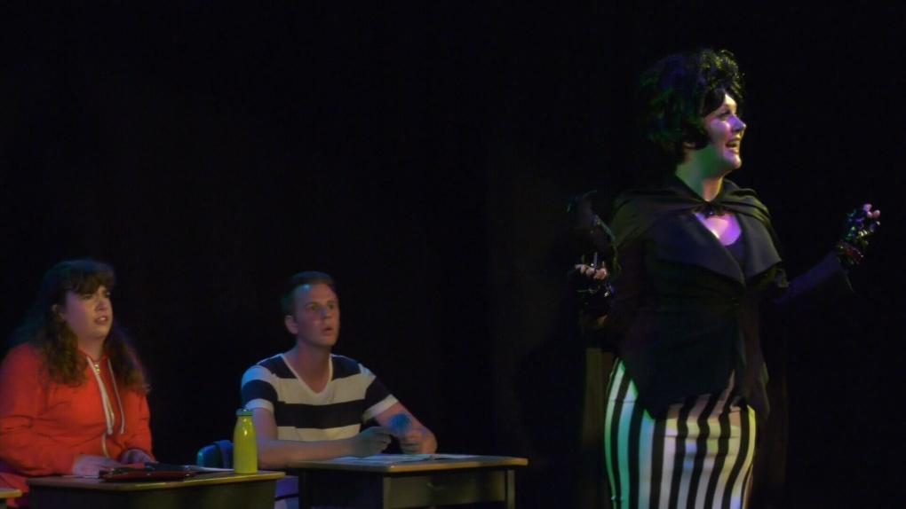 Fringe play puts spotlight on autism