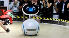 Zenbo robot from Asus