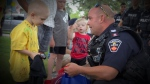 CTV National News: Sharing Sam's story