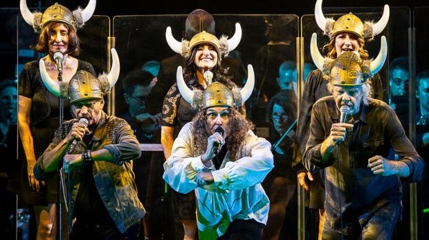 Weird Al Yankovic at Queen Elizabeth Theatre on Aug. 19, 2019 (Anil Sharma photos)