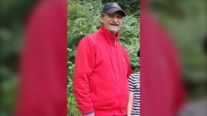Police say Wayne Strilesky of Parksville walked away from a home on Manhattan Way in north Nanaimo. (RCMP)