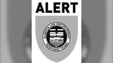 Alberta Law Enforcement Response Teams (ALERT) logo