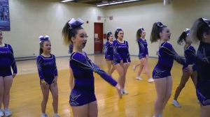 Members of the Spirix cheerleading team have won national championships, but now the team is being disbanded because of zoning regulations.