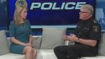 Chatting with Police Chief Bryan Larkin