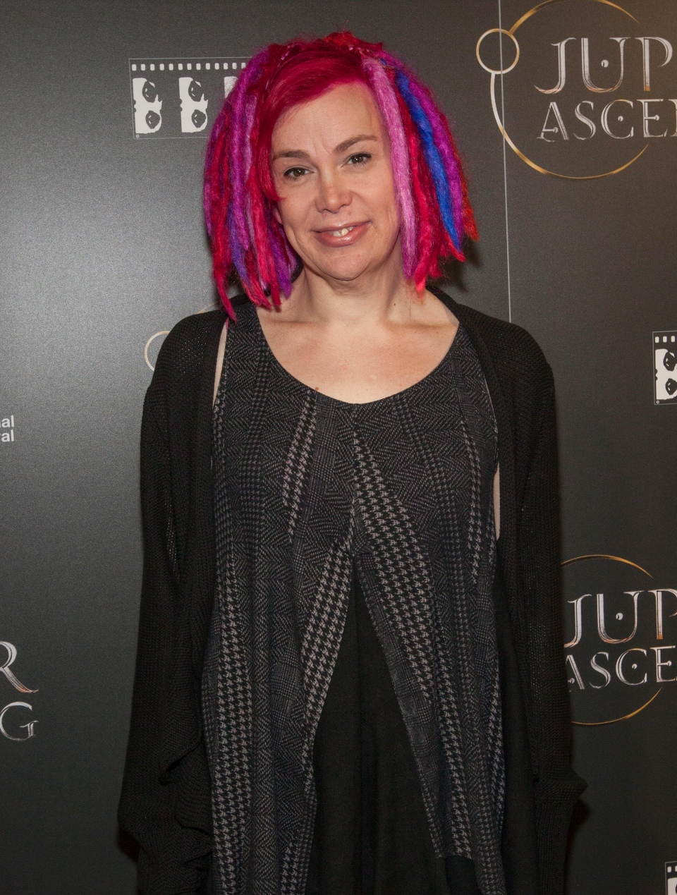 "In this Feb. 4, 2014 file photo, Lana Wachowski attends the Chicago International Film Festival's screening of ""Jupiter Ascending"" at the AMC River East theater, in Chicago.  (Photo by Barry Brecheisen/Invision/AP, File)"