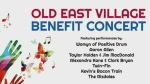 In The Community: Old East Village Benefit Concert