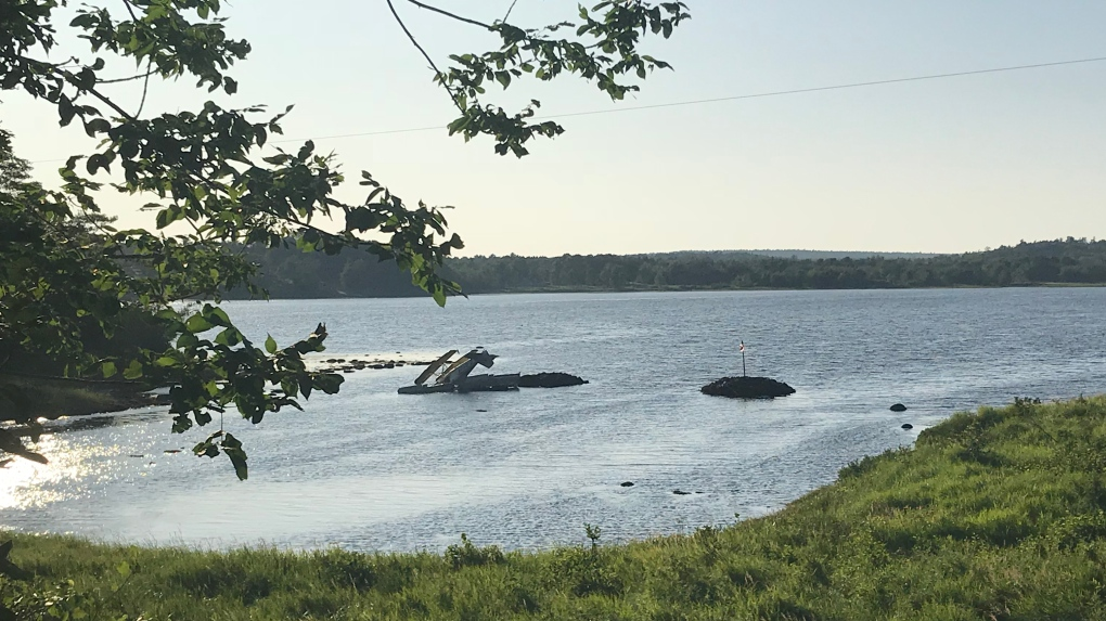 Two injured as float plane crashes in New Germany, N.S.