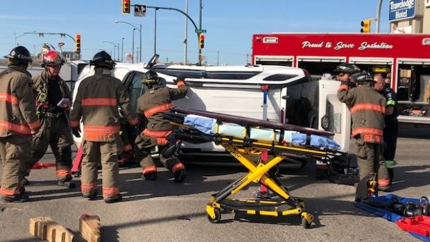 Avenue C crash
