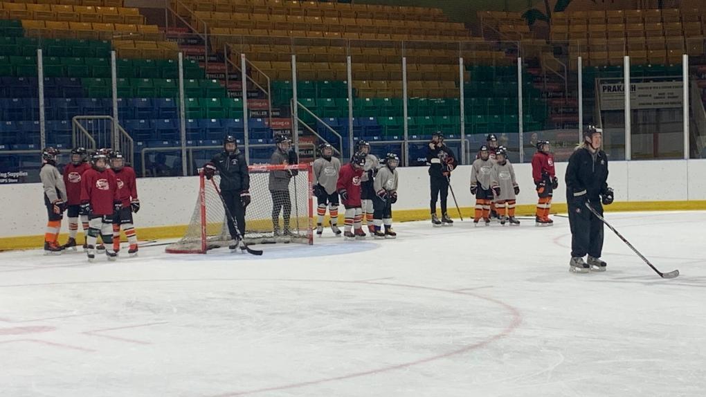 North Female Hockey