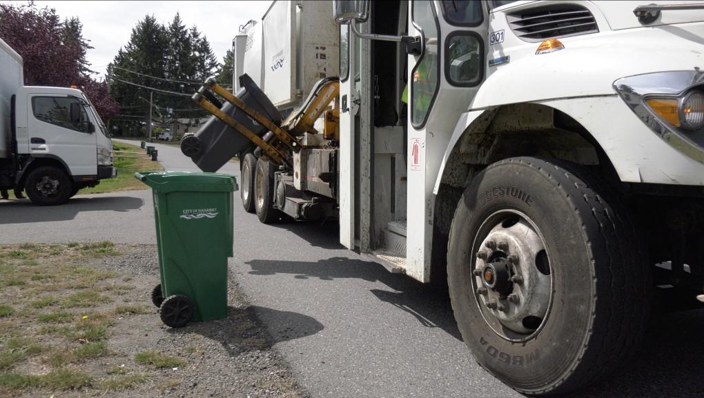 Nanaimo garbage