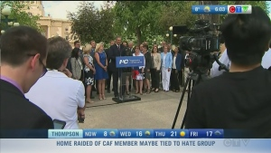 Leaders debate, child care pledges: Morning Live