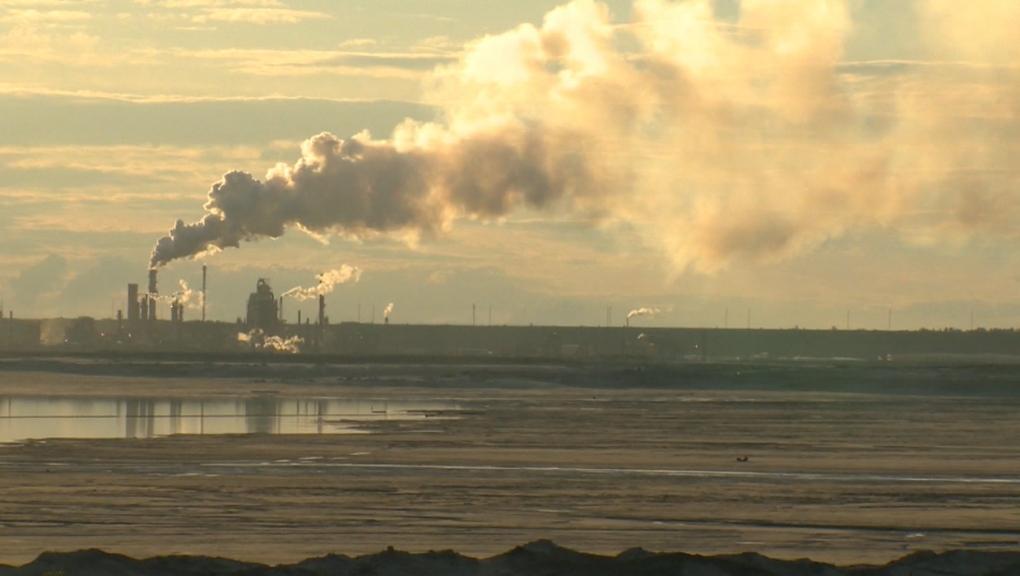 Alberta, oil production, curtailment