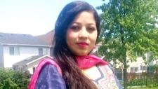 Barinder Kaur is seen in this undated image. (Peel Regional Police)