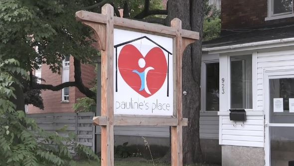 Pauline's Place homeless shelter in Sault Ste. Mar