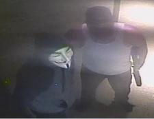 Pelican Hotel robbers