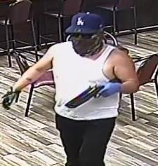 Pelican Hotel robber